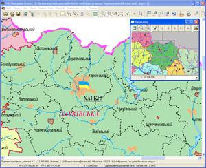 """Панорама-Харьков"": геоинформационные системы: http://www.panorama.kharkov.ua/panorama/panorama.htm?page=gismini"
